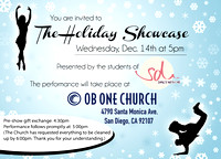 SD Dance with Me Holiday Showcase